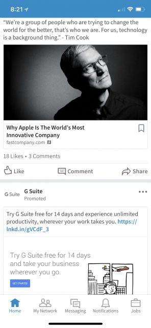 Tim Cook interview