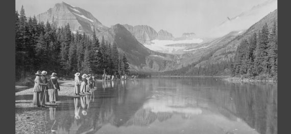 Glacier National Park history