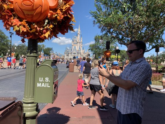 Jody Maberry at Disney