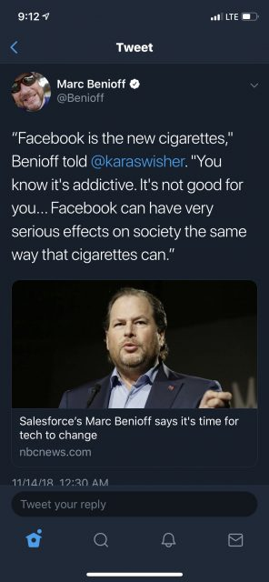 facebook and addiction