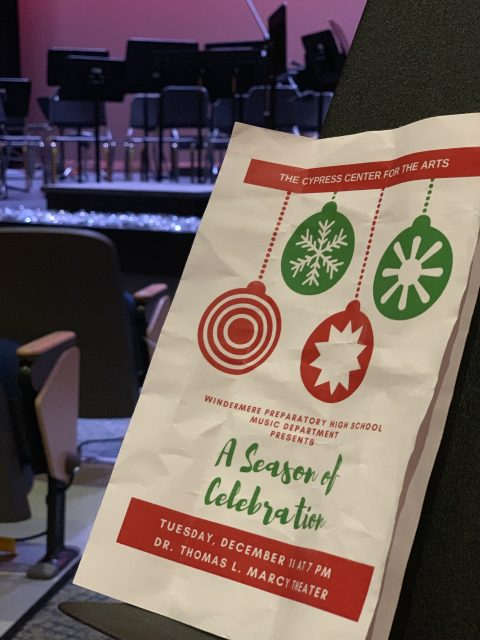 WPS winter concert