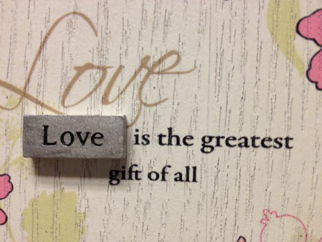 love motivation