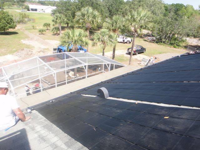 florida solar pool panels