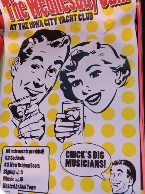 chicks dig musicians