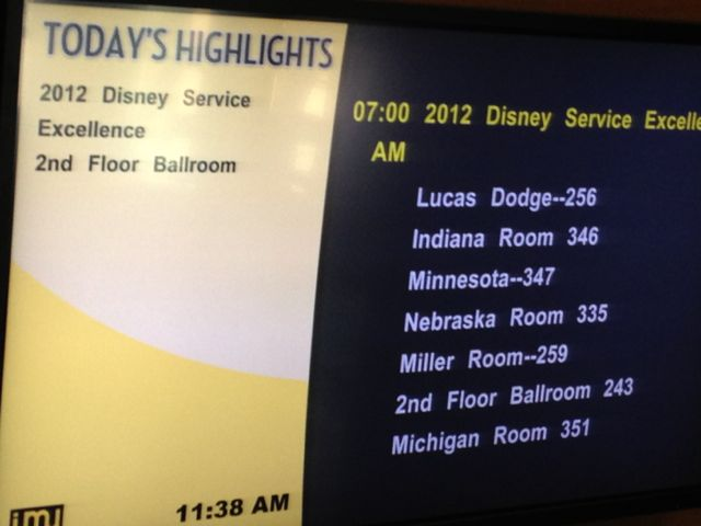 disney service excellence