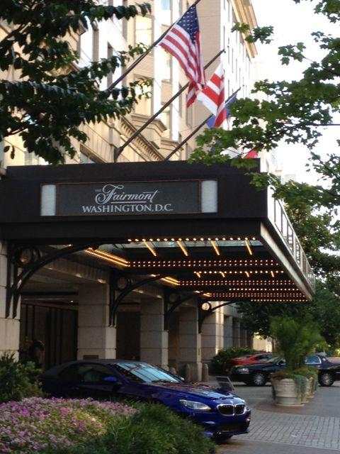 Fairmont Washington DC 2012