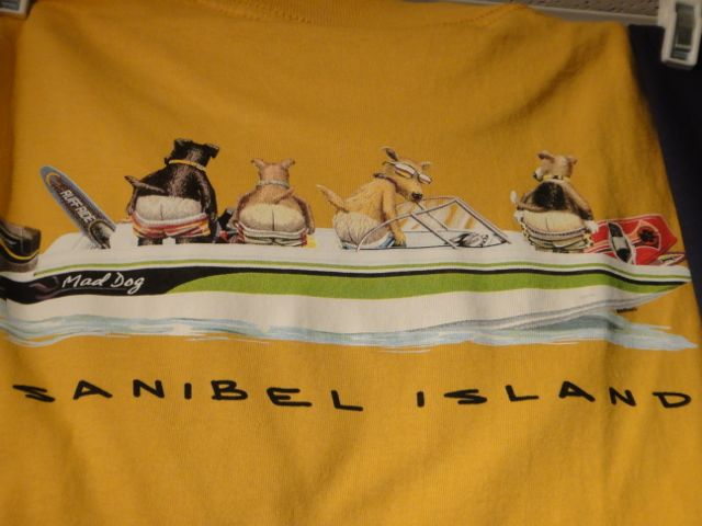 Sanibel tee shirts