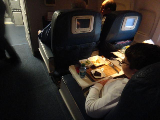 first class Delta