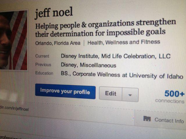 jeff noel LinkedIn profile