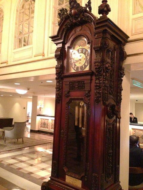 grand father clocks