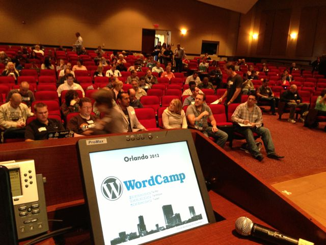 Wordcamp Orlando saw hundreds of developers and users converge at Rosen School of Hospitality