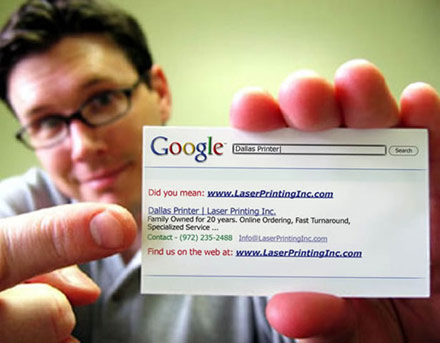 clever biz cards