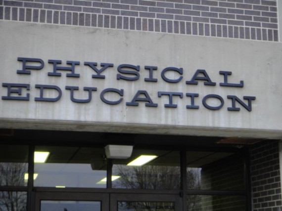 Physical Education building