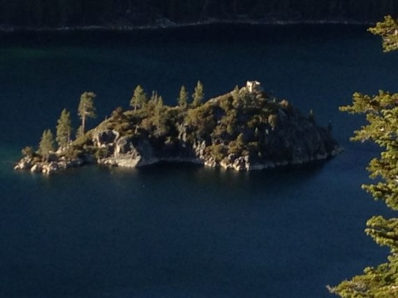 Emerald Bay Isalnd