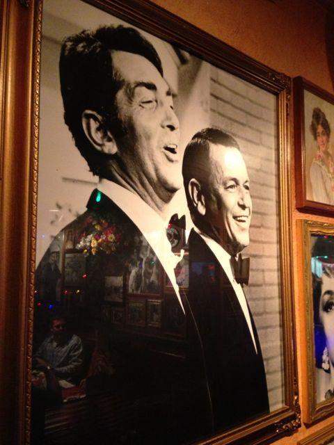 Dean Martin and Frank Sinatra photo