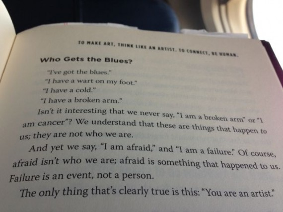 excerpt from Seth Godin's Icarus Deception