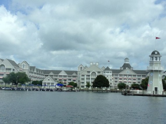 Disney's Yacht Club Resort: