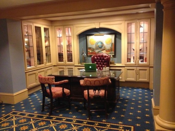 jeff noel's Disney office