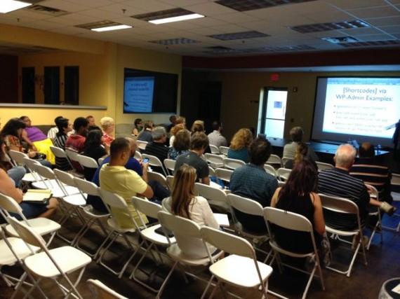 WordPress Orlando Meetup