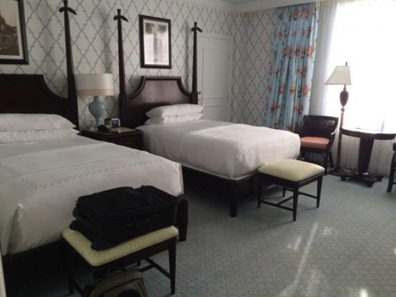 The Breakers standard Resort view room