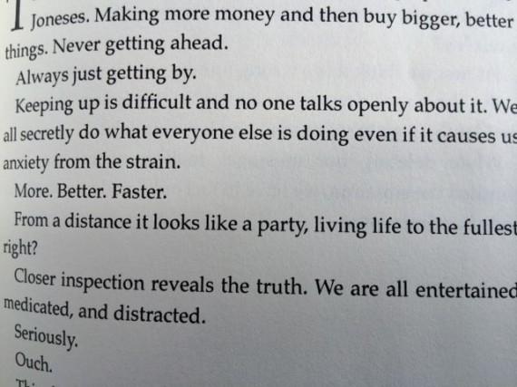 Mid Life Celebration excerpt