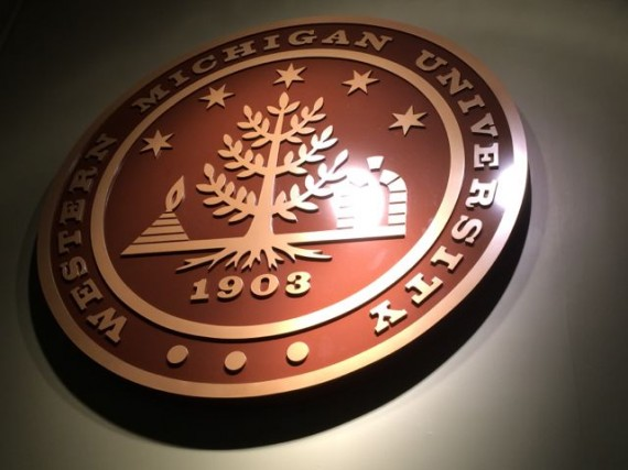 Western Michigan University school seal