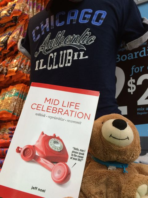 Mid Life Celebration the book
