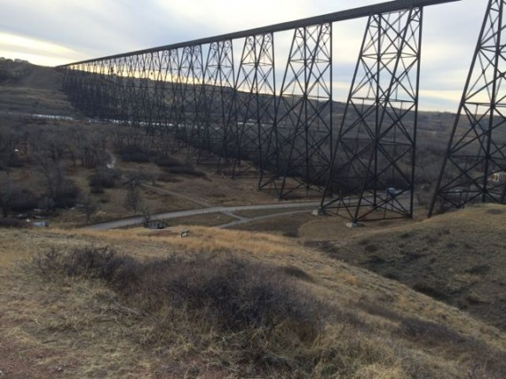 Lethbridge Bridge