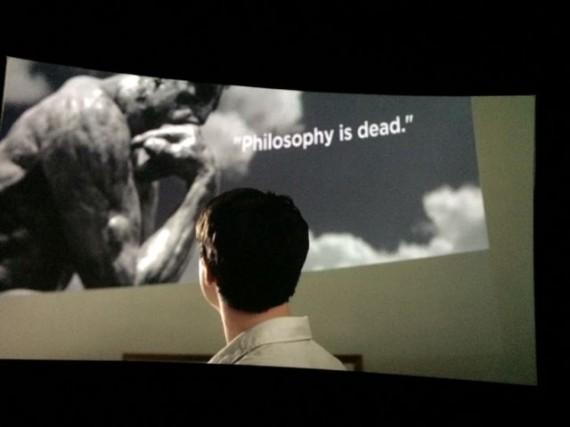 Philosophy quote