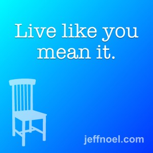 Orlando Based Motivational Speaker jeff noel logo