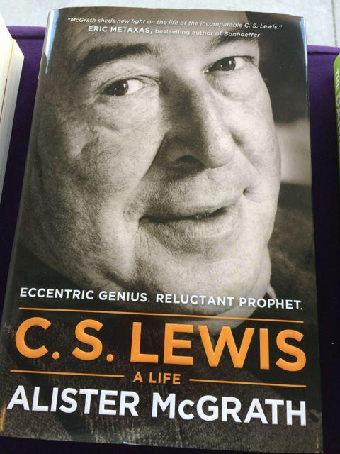 CS Lewis book
