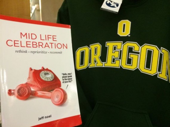 Mid Life Celebration book