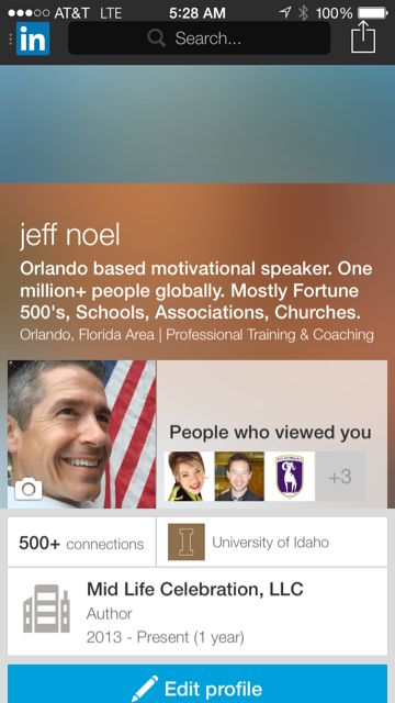 Orlando based motivational speakers