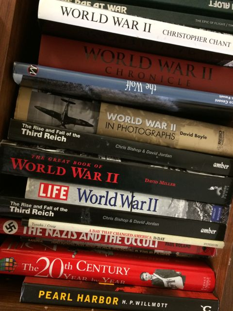WW II books