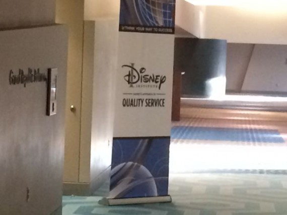 Disney World Convention Resort Hotel