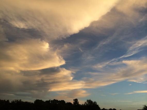 Stunning Orlando Summer sunrise