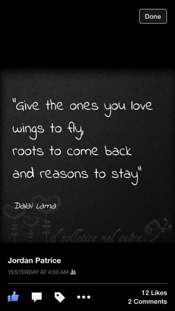 Dalai Lama quote on love
