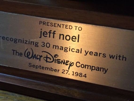 Orlando Based Motivational Speaker jeff noel retiring from Disney