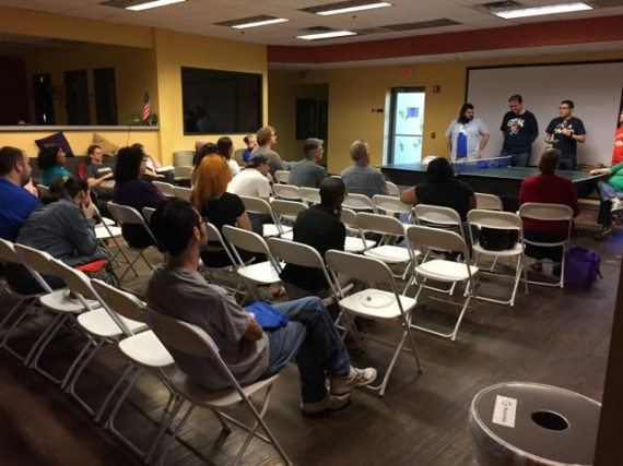 WordPress Orlando Meetup