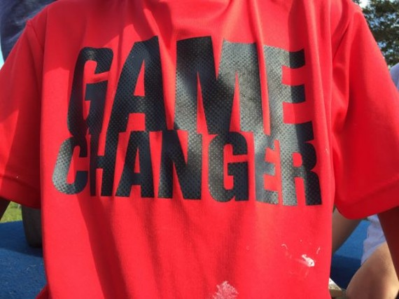 Game Changer t-shirt