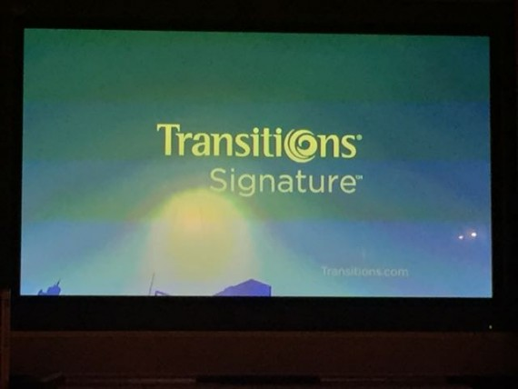 Transitions Signature eye glasses