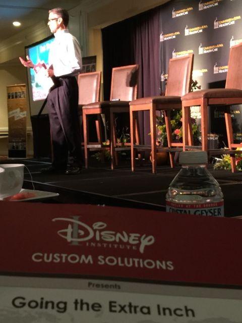 Disney Institute Customer Service Speakers