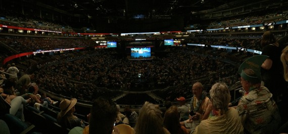 Jimmy Buffett concert at Amway Center