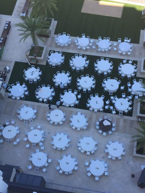 Marriott Ft Lauderdale Ocean View Terrace