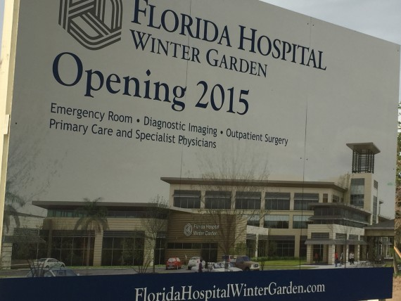 Florida Hospital Winter Garden