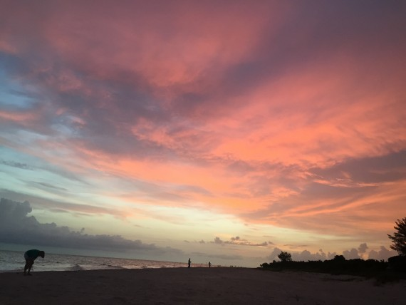 Sanibel Island Summer sunsets