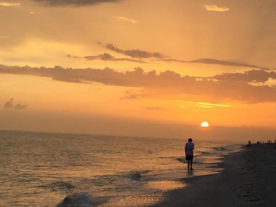 Sanibel Sunset photo