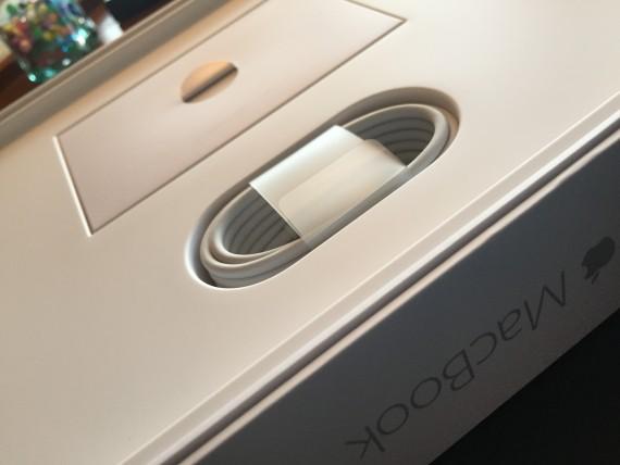 MacBook 12-inch box