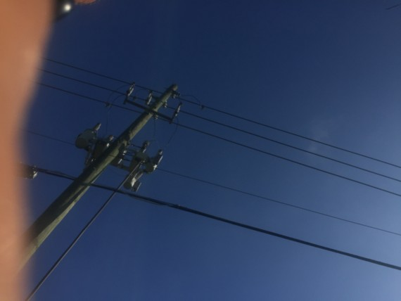Florida power line