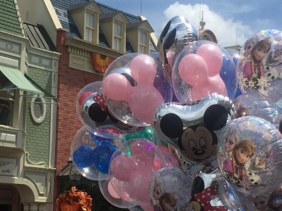 Main Street USA balloons